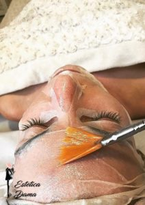 Maschera viso Vitamina C Estetica Dama