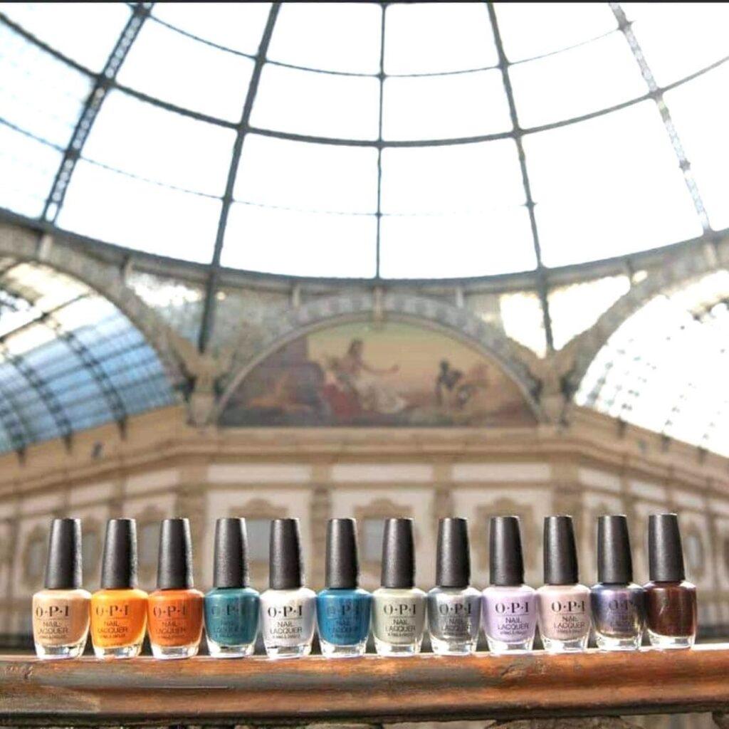 Smalti OPI collezione Muse of Milan