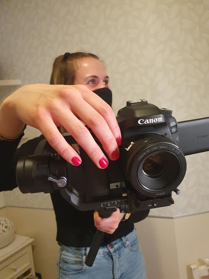 Videomaker da Estetica-Dama