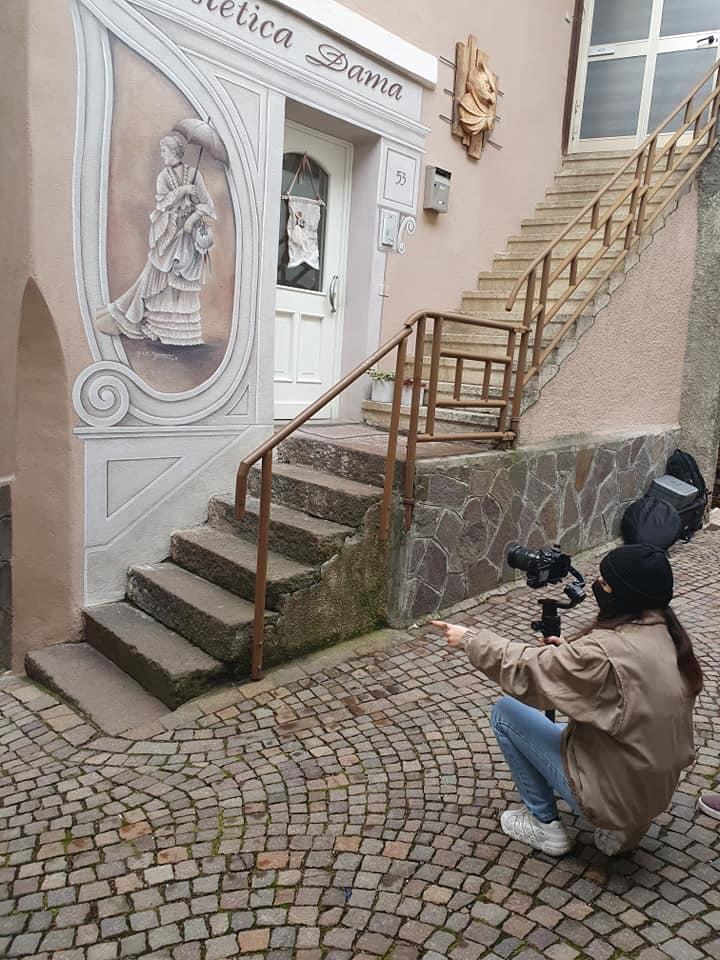Videomaker Estetica-Dama