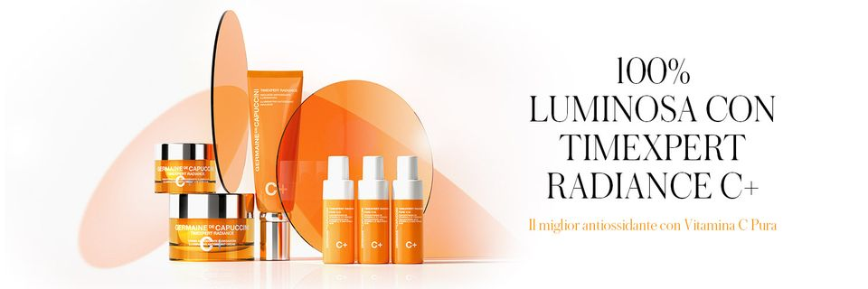 Prodotti linea Timexpert Radiance c+