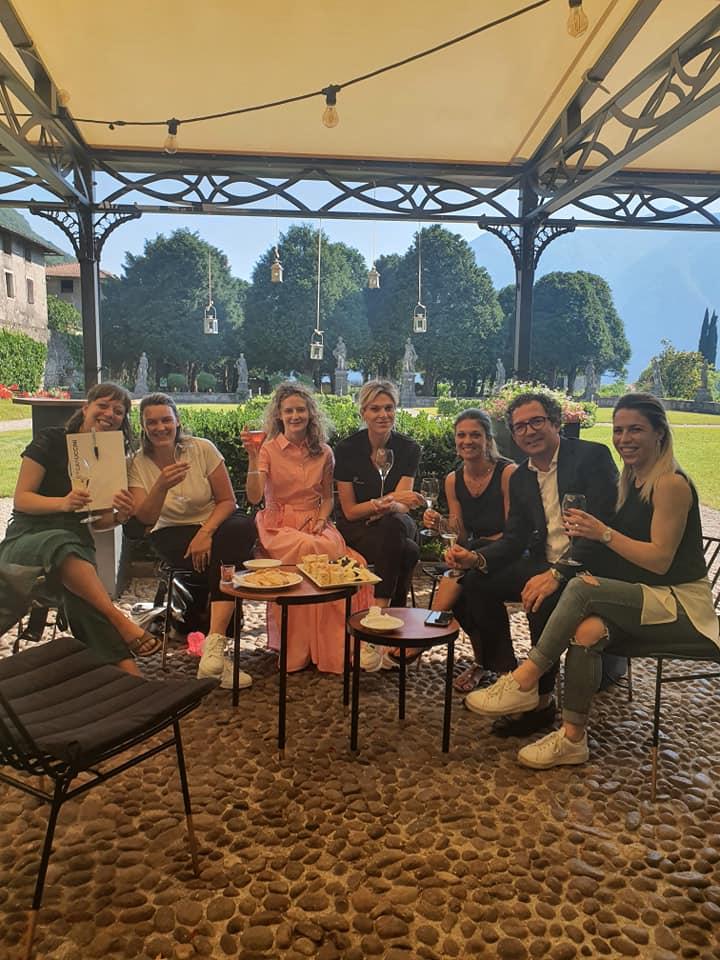 Partecipanti meeting Villa Bortolazzi Estetica-Dama