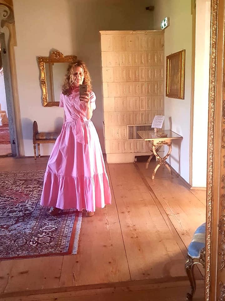 Estetica-Dama e lo specchio magico