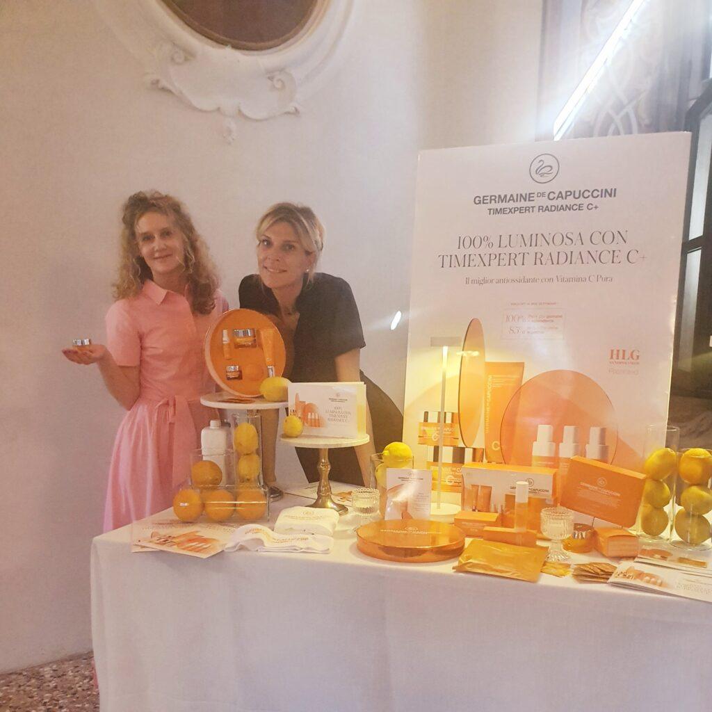 Antonella e Laura, Beauty di Germaine de Capuccini Estetica-Dama