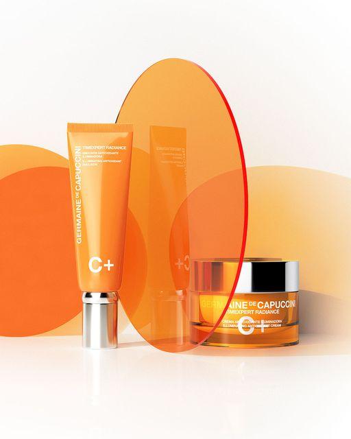 Crema e emusione Timexpert Radiance C+ Estetica Dama