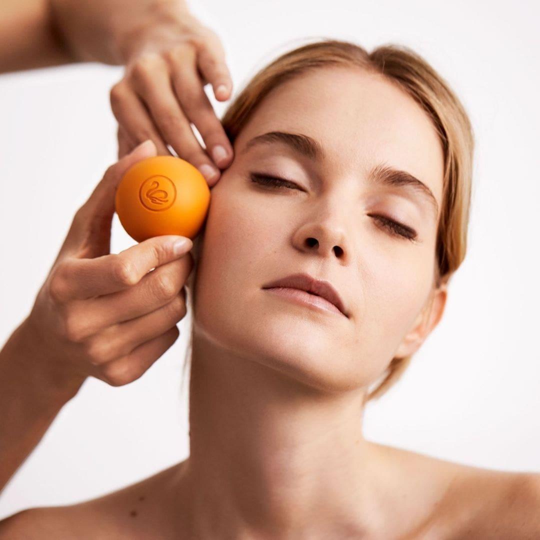 Massaggio con ball Estetica-Dama