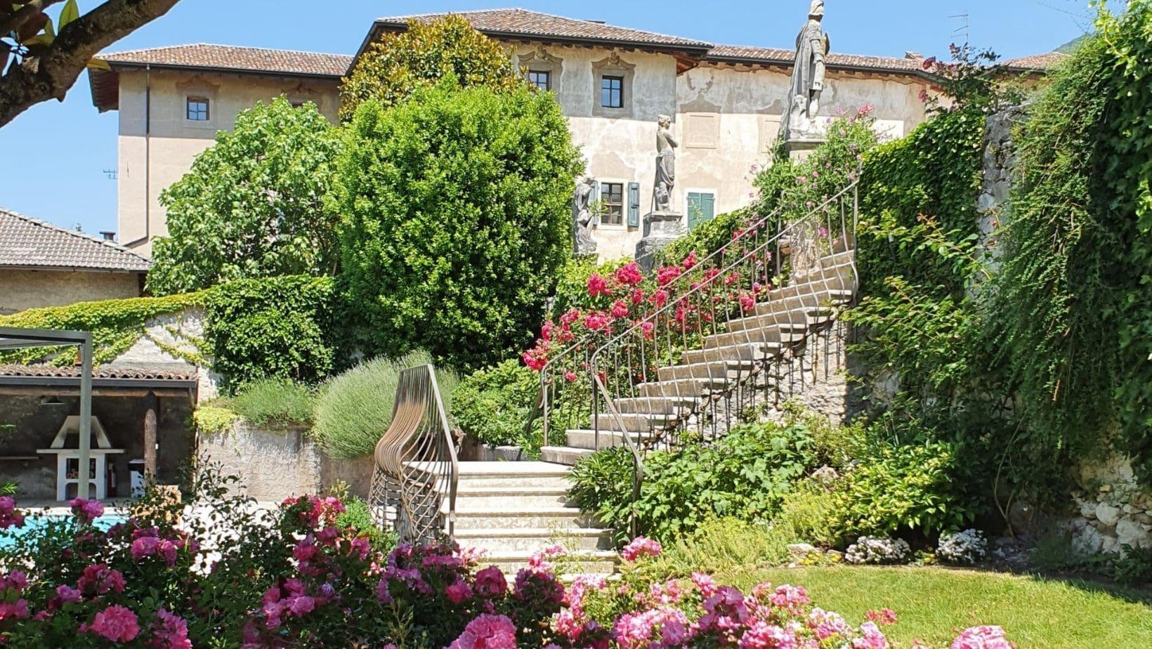 Villa Bortolazzi Trento Estetica-Dama