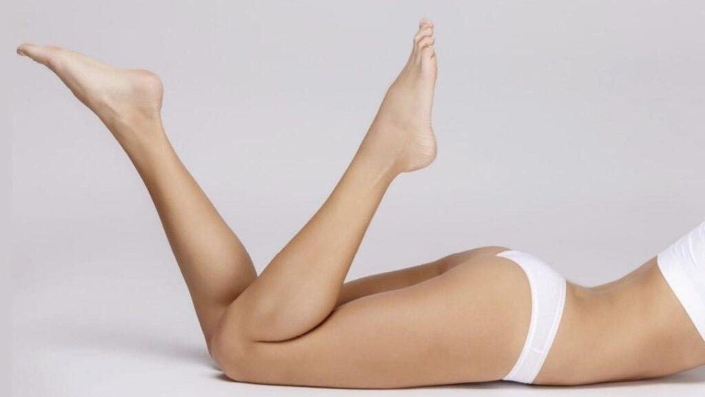 Gambe Trattamento Vitamina C+ Estetica-Dama
